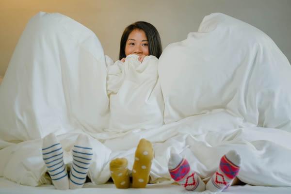 您的睡眠習慣是什麼?